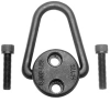 Forged Hoist Ring: Rated Load = 5000 lbs. -- AK68080
