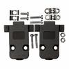 D-Sub, D-Shaped Connectors - Backshells, Hoods -- 10039449-00001LF-ND - Image