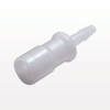 Coupling Body, In-Line Hose Barb, Straight Thru -- BSQ17015 -Image