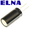 MINIATURE ALUMINUM ELECTROLYTIC CAPACITORS[RJD] -- RJD-35V122MK4G -Image