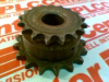 SPROCKET DOUBLE TEETH 17TEETH .625IN PITCH -- DS50A17