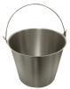 Stainless Steel Pails -- 84286