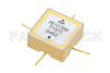 Surface Mount (SMT) Voltage Controlled Oscillator (VCO) 30 MHz to 60 MHz, Phase Noise of -139 dBc/Hz, 0.5 inch Hi-REL Hermetic -- PE1V13003 - Image