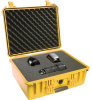 Pelican 1550 Case with Foam - Yellow | SPECIAL PRICE IN CART -- PEL-1550-000-240 -Image