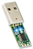 USB to RS232 UART Serial Converter PCB -- 45P4108