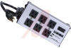Surge Suppressor; 6 Outlets, 80 db, UL Listed, CSA Certified; 15 A; 120 VAC -- 70175089