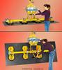 EZ-Tilt Powered Vacuum Lifter -- 82000633