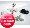 Plastic Caps Melamine Black -- 4AJ-9073322