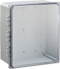 Nema and IP Rated Electrical Enclosure 14X12X6 -- H141206HCF