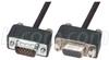 Super Thin SVGA Cable, HD15 Male / Female, 25.0 ft -- CTL3VGAMF-25T