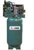 FS-Curtis 5-HP 80-Gallon Two-Stage Air Compressor -- Model 555VT8 -- View Larger Image