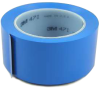 3M 471 Vinyl Tape Blue 2 in x 36 yd Roll -- 471 BLUE 2IN X 36YDS -Image
