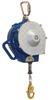 DBI-SALA Sealed-Blok Blue Self-Retracting Lifeline - 85 ft Length - 840779-07240 -- 840779-07240