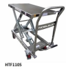 Manual Stainless Steel Scissor Lift Tables -- HTFD77S -Image
