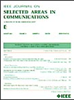 Selected Areas in Communications, IEEE Journal on -- 0733-8716