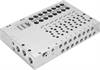 Manifold Bases, Sub Bases & End Bases for Pneumatic Control Valves -- 1366944