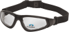 Pyramex XSG Bifocal Safety Goggle with Clear Anti-Fog Lens -- BF67