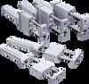 High Load Gantry Pneumatic Slide -- SG