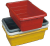 ToteAll 2000 Cross Stack/Nesting Poly Boxes -- 49003