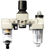 Filters, Regulators and Lubricators -- Series FRL