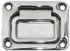 Flush Pull, Stainless Steel, Spring Loaded -- 897230