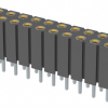 Rectangular Connectors - Headers, Receptacles, Female Sockets -- 803-43-028-10-001000-ND -Image