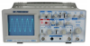 30 MHz Dual Trace Analog Oscilloscope With Probes -- BK Precision 2120C