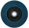 Standard Abrasives 645902 GP Type 29 A/Z Alumina Zirconia AZ Flap Disc - 4 1/2 in Diameter - 7/8 in Center Hole - 43231 -- 051115-43231 - Image