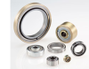 Airframe Control Bearings - Intermediate Duty - Single Row - Stainless Steel -- SSW-AK Series