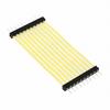 Flat Flex, Ribbon Jumper Cables -- 10-002-154YP-ND