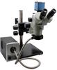 Microscope, Stereo Zoom (Trinocular) -- 26800B-382-ND -Image