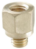 M5 to 10-32 Threaded Adaptor Fitting -- MEB-10M5-1 -Image