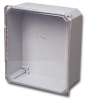 PVC Square Junction Box -- DSCC121006HW