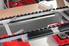 Steel Roller Conveyor D30 ESD with Flanged Wheel, black -- 0.0.637.56 -Image