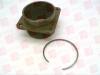 AMPHENOL 97-3102A-32 ( CONNECTOR SHELL W/RING FOR SIZE32 OLIVE DRAB ) -Image