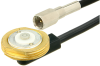 FME Plug to NMO Mount Connector Cable 60 Inch Length Using RG58 Coax -- PE37842-60 -- View Larger Image