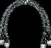 Test Port Cable - Type-N, 75 Ohms -- Agilent 11857B