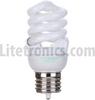 10-Watt Neolite CFL T2 MED LO 2700K -- NL-10427