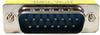 DB15 M/M Mini Gender Changer for MAC (Coupler) -- 10GC-E1 - Image