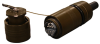 Hermaphroditic Fiber Optic Connectors -- TFOCA-II® 12-Channel Fiber Optic Connectors