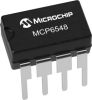Comparator -- MCP6548 -- View Larger Image
