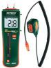 Extech Combination Pin/Pinless Moisture Meter -- AC1221