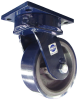 Heavy Duty Kingpinless Caster -- 85 Series