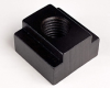 Metric T-Slot Nut: M6 x 1.0 Thread x 8 Table Slot -- 61401