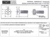 MilSpec Pan Head and Flat Head Seal Screws -- MS 3212 - Image