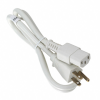Power, Line Cables and Extension Cords -- 839-1200-ND -Image