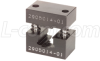 Modular Crimp Die Set, RJ45 8 Pin Category 5E Plugs (Non Ferrule) -- HTS8100-88C5