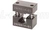 Modular Crimp Die Set, RJ45 8 Pin Category 5E Plugs (Non Ferrule) -- HTS8100-88C5