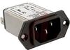 Filter, AC Line; 15 A; 125/250 VAC; 50/60 Hz; Panel Mount -- 70080712 - Image