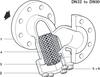 Carbon Steel Strainer -- Fig 34HP
